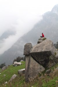 Hiking in the Himalayas