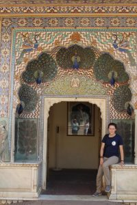 City Palace, sightseeing in Jaipur, India
