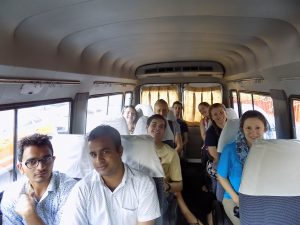 Driving and sightseeing in Delhi