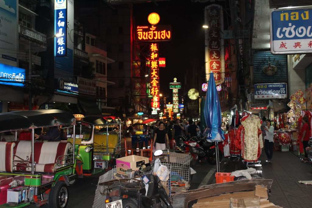 Shopping in Bangkok, Accessing Money Abroad