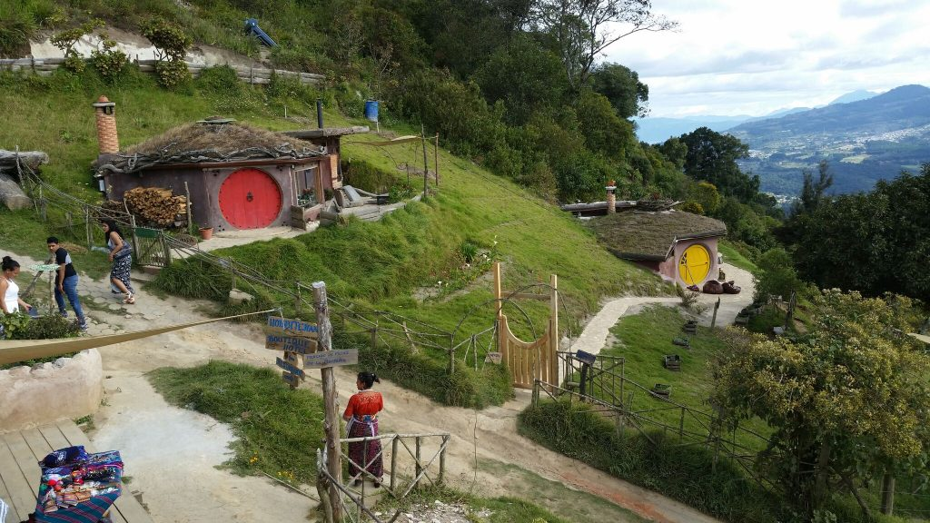 Hobbitenango Best Restaurants in Antigua