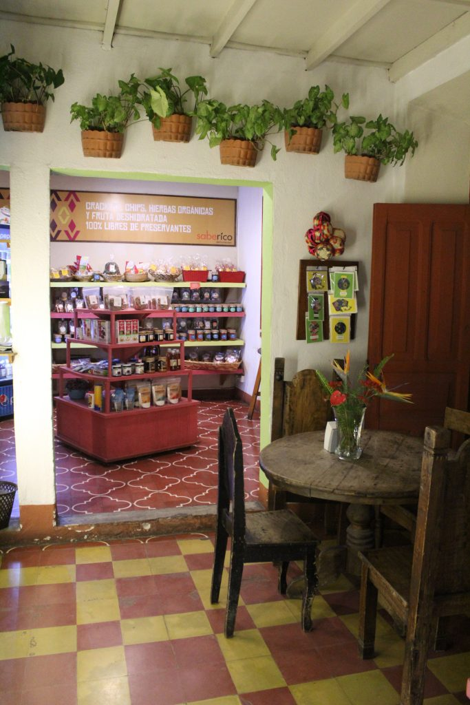 Saberico Best Restaurants in Antigua