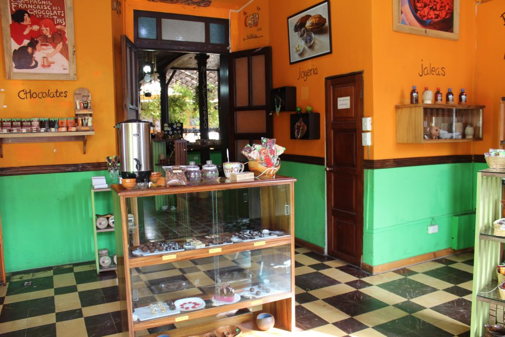 Choco Museo Best Restaurants in Antigua