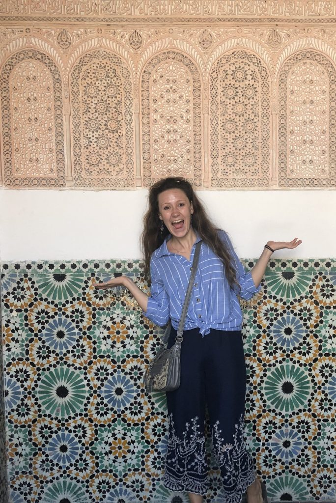 Museum excursion with CLS in Tangier