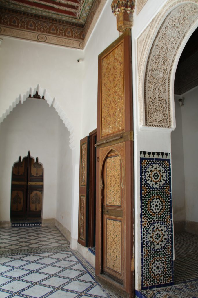 Architecture, Exploring Marrakech