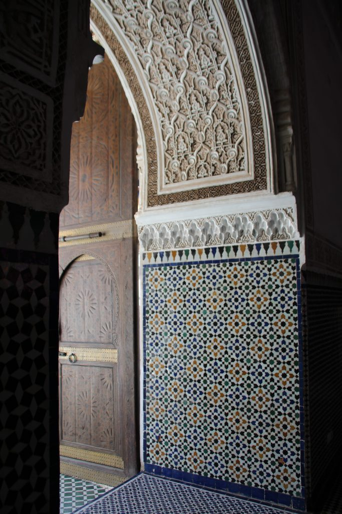 Bahia Palace, Exploring Marrakech